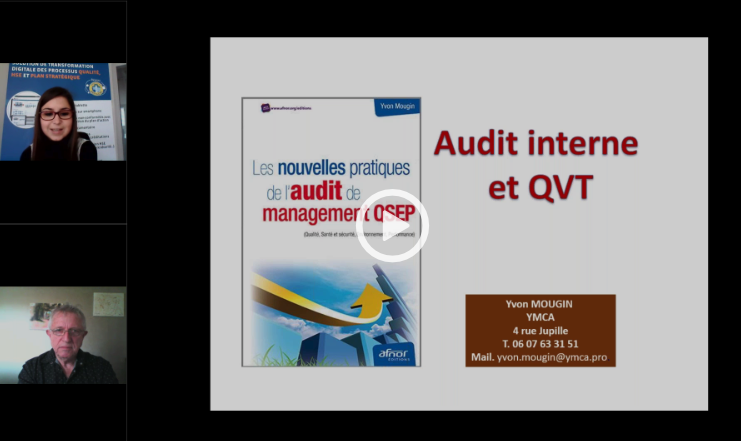 Audit interne et QVT
